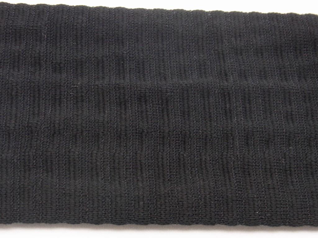 ずり落ちにくいサポーターの編み目