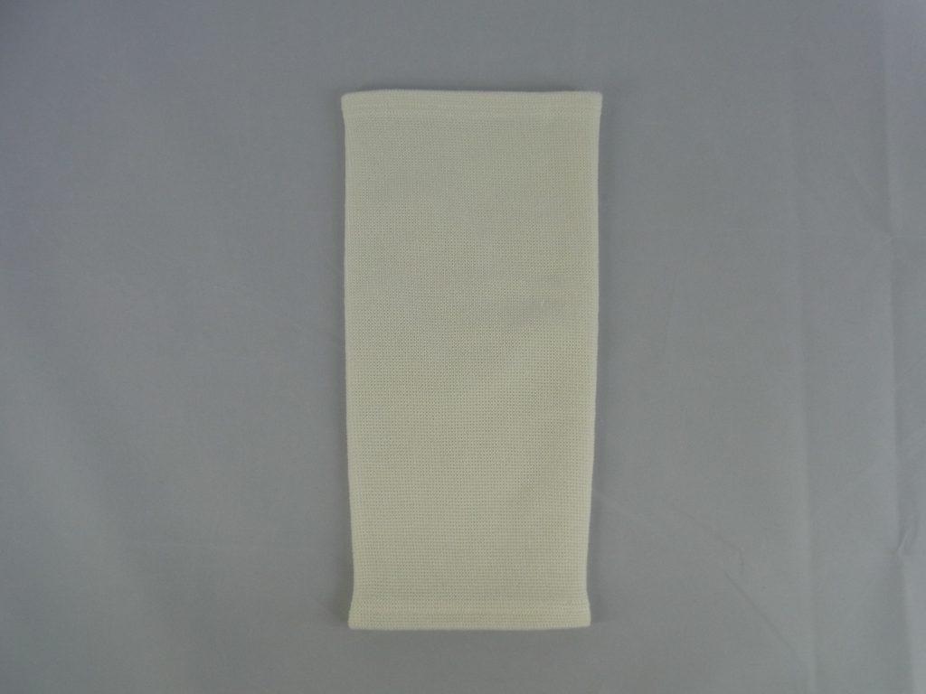 白い保温用シームレスサポーター